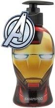 Духи, Парфюмерия, косметика Шампунь для волос - Marvel Avengers Iron Man Shampoo