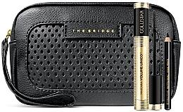 Духи, Парфюмерия, косметика Набор - Collistar Mascara Volume Unico Gift Set (mascara/13ml + eye/pencil/0.8g + pouch)