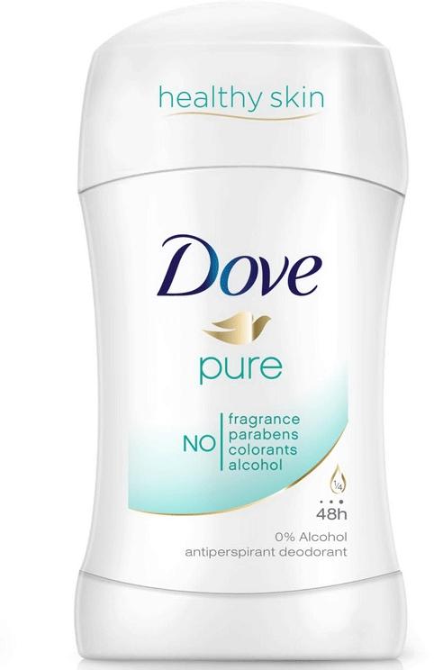 "Дезодорант-стик ""Бережная забота"" - Dove Pure"