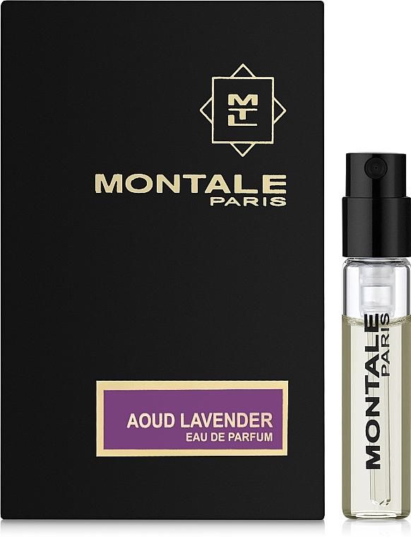 Montale Aoud Lavender - Парфюмированная вода (пробник)