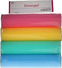 Духи, Парфюмерия, косметика Бигуди для волос 5006, разноцветные - Donegal Extra Thinck Papilots