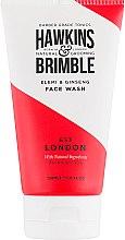 Духи, Парфюмерия, косметика Очищающий гель для лица - Hawkins & Brimble Elemi & Ginseng Face Wash