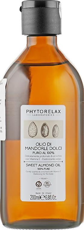 Масло сладкого миндаля - Phytorelax Laboratories Almond Oil