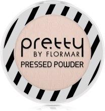 Матирующая пудра - Flormar Pretty Mattifying Powder — фото N2