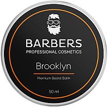 Духи, Парфюмерия, косметика Бальзам для бороды - Barbers Brooklyn Premium Beard Balm