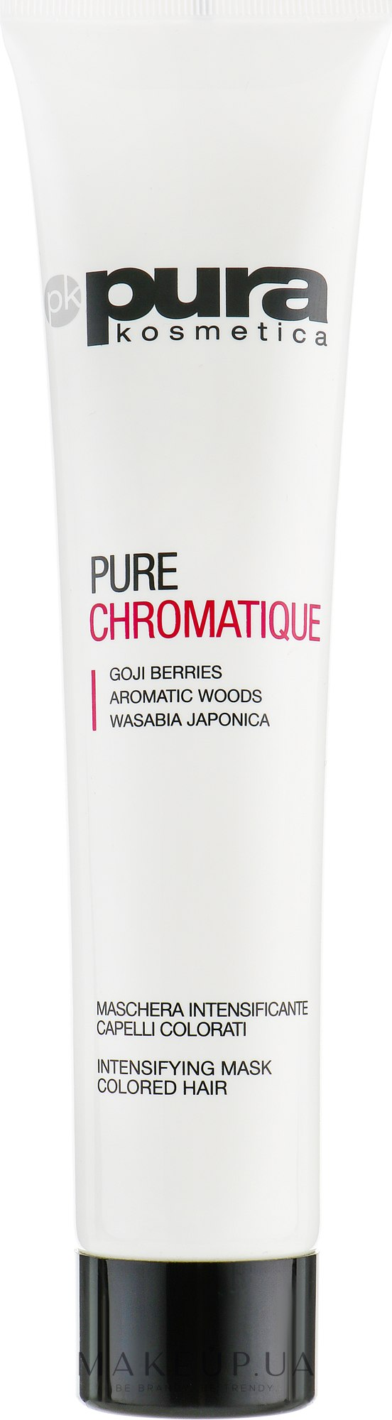 Маска для окрашенных волос - Pura Kosmetica Chromatique Color — фото 200ml