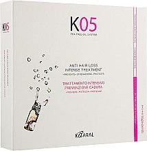 Духи, Парфюмерия, косметика Лосьон против выпадения волос - Kaaral К05 Lotion To Towel Dried Hair