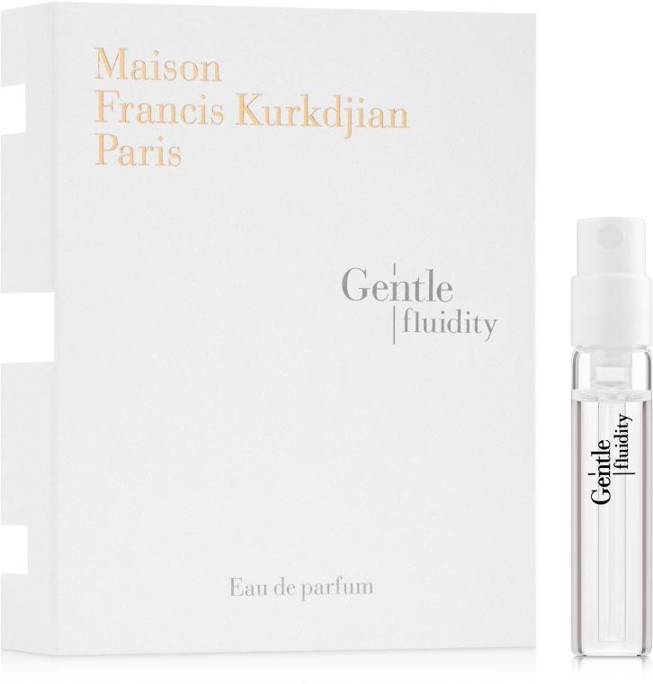 Maison Francis Kurkdjian Gentle Fluidity Silver - Парфюмированная вода (пробник)
