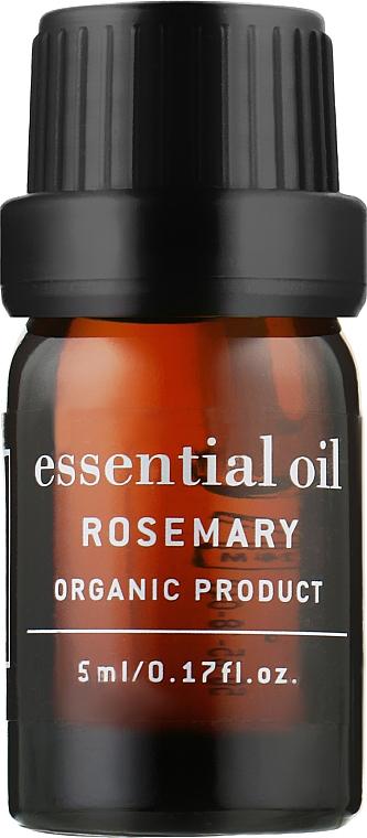 Ефірне масло - Apivita Aromatherapy Organic Rosemary Oil — фото N1