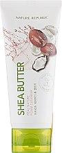 Духи, Парфюмерия, косметика Пенка для умывания с экстрактом масла ши - Nature Republic Real Nature Shea Butter Foam Cleanser