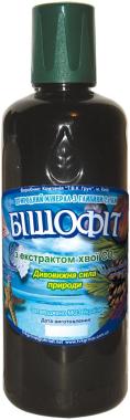 Бишофит для ванн с экстрактом хвои - Лаборатория Доктора Пирогова