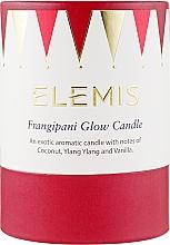 Духи, Парфюмерия, косметика Свеча ароматическая - Elemis Frangipani Glow Candle