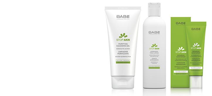 Скидки до 40% на акционные товары Babe Laboratorios. Цены на сайте указаны с учетом скидки