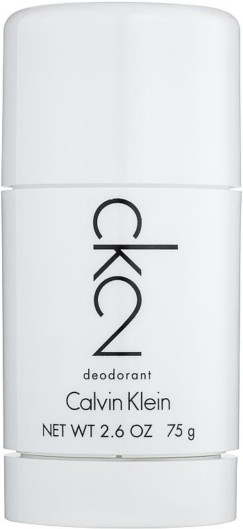 Calvin Klein CK2 - Дезодорант-стик