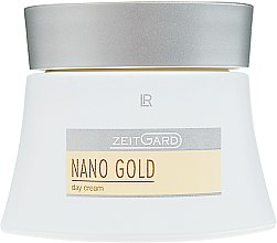 Дневной крем для лица - LR Health & Beauty Zeitgard Nanogold & Silk Day Cream — фото N2