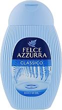 "Духи, Парфюмерия, косметика Гель для душа ""Classico"" - Felce Azzurra Shower Gel"