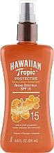 Духи, Парфюмерия, косметика Солнцезащитный спрей - Hawaiian Tropic Spray Lotion Sunscreen Broad Spectrum SPF 15