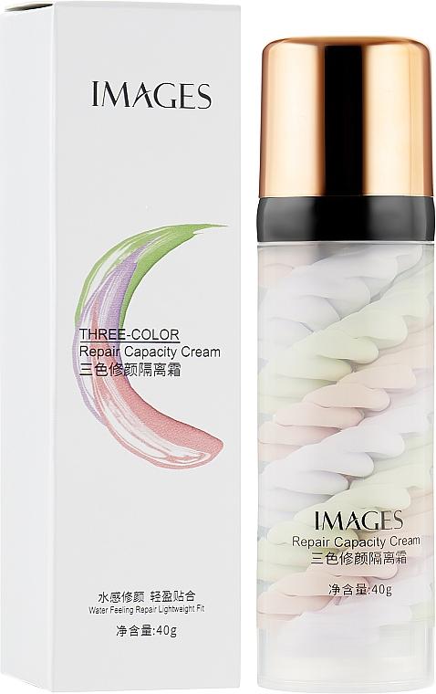 Тонирующий крем для лица - Images Toning Cream