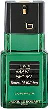 Духи, Парфюмерия, косметика Bogart One Man Show Emerald Edition - Туалетная вода (тестер)