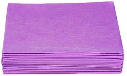 Духи, Парфюмерия, косметика Простыни из спанбонда, в пачках, 0,8х2м, 50шт, фиолетовые - Doily