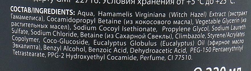"""Шампунь """"Контроль против перхоти"""" для всех типов волос - Cafe Mimi Hair Shampoo Anti-Dandruff — фото N3"""