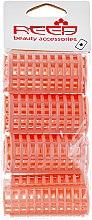 Духи, Парфюмерия, косметика Бигуди пластиковые, 34 мм, розовые - Reed