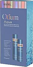 Парфумерія, косметика Набір - Estel Professional Otium Aqua (shm/250ml + balm/200ml)