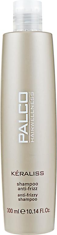Шампунь антифриз для волос - Palco Professional Keraliss Shampoo Anti-Frizz