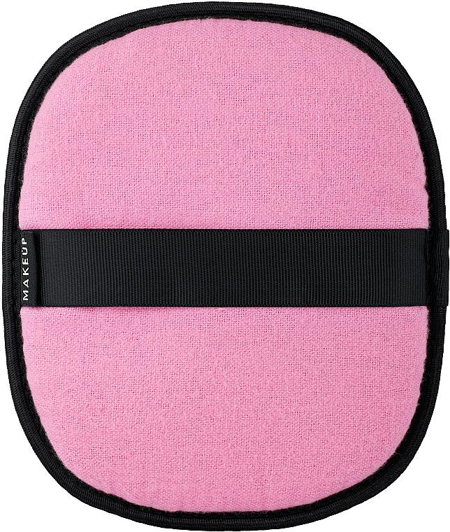 """Мочалка пилингующая для тела, розовая """"Nudy & Shy"""" - Makeup Exfoliating Washcloth"""