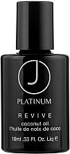 Духи, Парфюмерия, косметика Восстанавливающее масло для волос - J Beverly Hills Platinum Revive Oil