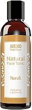 Духи, Парфюмерия, косметика Натуральный тоник для лица - Avebio Natural Face Tonic Neroli