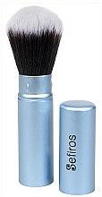 Духи, Парфюмерия, косметика Кисть для макияжа - Sefiros Retractable Brush Pastell