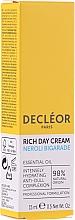 Духи, Парфюмерия, косметика Дневной крем для лица - Decleor Neroli Bigarade Rich Day Cream Travel Size