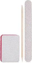 Духи, Парфюмерия, косметика Маникюрный набор одноразовый, 3 предмета - Avenir Cosmetics
