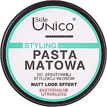 Духи, Парфюмерия, косметика Паста для укладки волос - Tenex Stile Unico Pasta