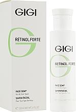 Очищуюче мило - Gigi Retinol Forte Cleansing Soap — фото N2