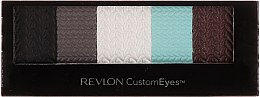Духи, Парфюмерия, косметика Палетка для макияжа глаз - Revlon Cosmetics Custom Eyes Shadow & Liner