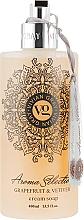 Духи, Парфюмерия, косметика Жидкое крем-мыло - Vivian Gray Aroma Selection Grapefruit & Vetiver Cream Soap