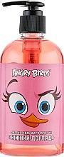 """Духи, Парфюмерия, косметика Жидкое мыло для рук """"Нежный уход"""" - Angry Birds"""