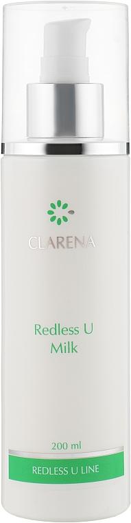 Очищающее молочко для лечения розацеа - Clarena Redless U Milk