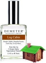 Духи, Парфюмерия, косметика Demeter Fragrance Log Cabin - Духи