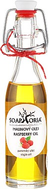 "Масло для тела ""Малиновое"" - Soaphoria Raspberry Oil Virgin Oil — фото N1"