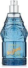 Духи, Парфюмерия, косметика Versace Blue Jeans - Туалетная вода (тестер без крышечки)