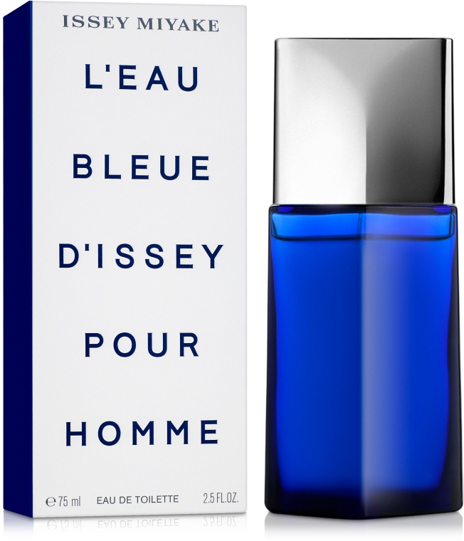 Issey Miyake L'Eau Bleue Dissey Pour Homme - Туалетная вода