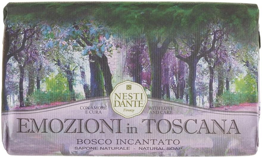 """Мыло """"Зачарованный лес"""" - Nesti Dante Emozioni a Toscana Soap — фото N1"""