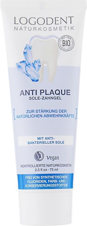 БИО-гель зубной солевой - Logona Oral Hygiene Products Dental Gel
