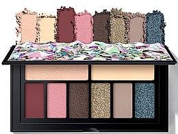 Духи, Парфюмерия, косметика Палетка теней - Smashbox Cover Shot Crystalized Eyeshadow Palette