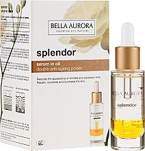 Духи, Парфюмерия, косметика Восстанавливающая сыворотка для лица - Bella Aurora Splendor 10 Serum