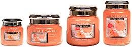 Ароматическая свеча в банке - Village Candle Grapefruit Turmeric Tonic Glass Jar — фото N3