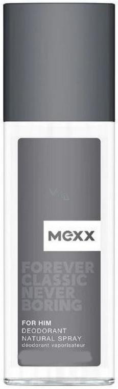 Mexx Forever Classic Never Boring - Дезодорант — фото N1